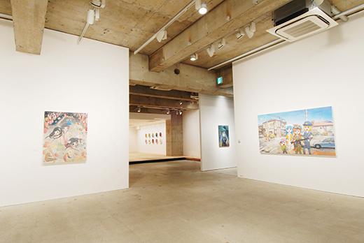 Kaikai Kiki Gallery  Tokyo